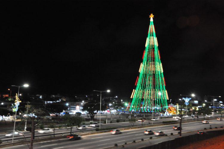 rvore de Natal em Mirassol 20