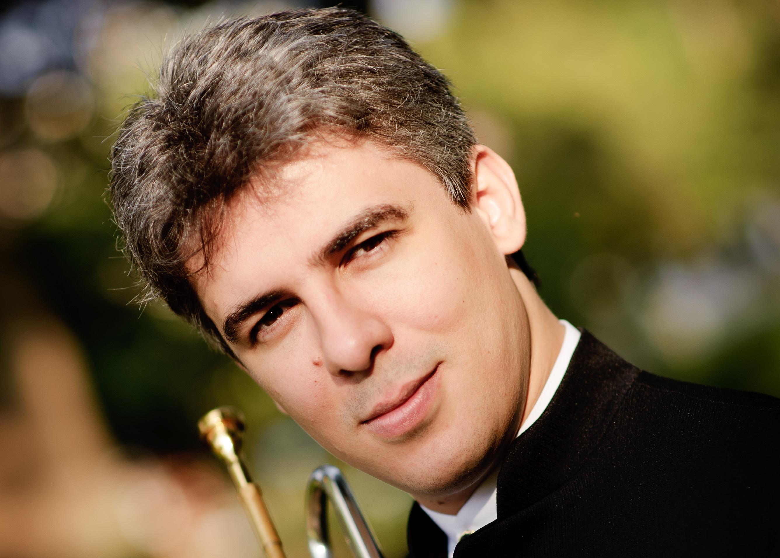 Arquivo trompetista Flávio Gabriel