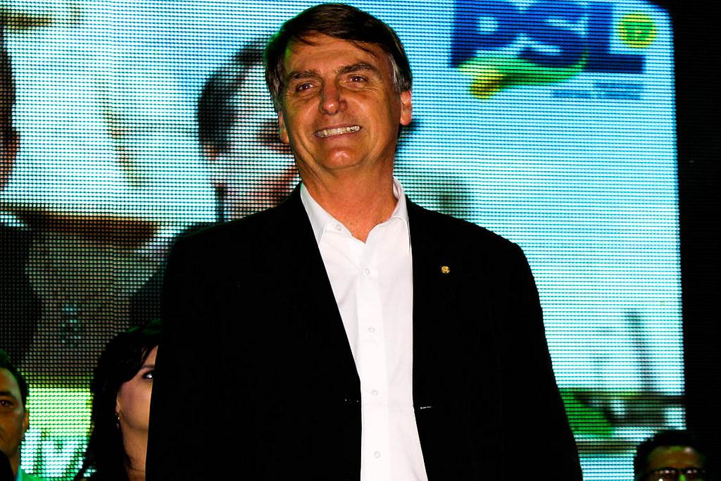 Bolsonaro convenção