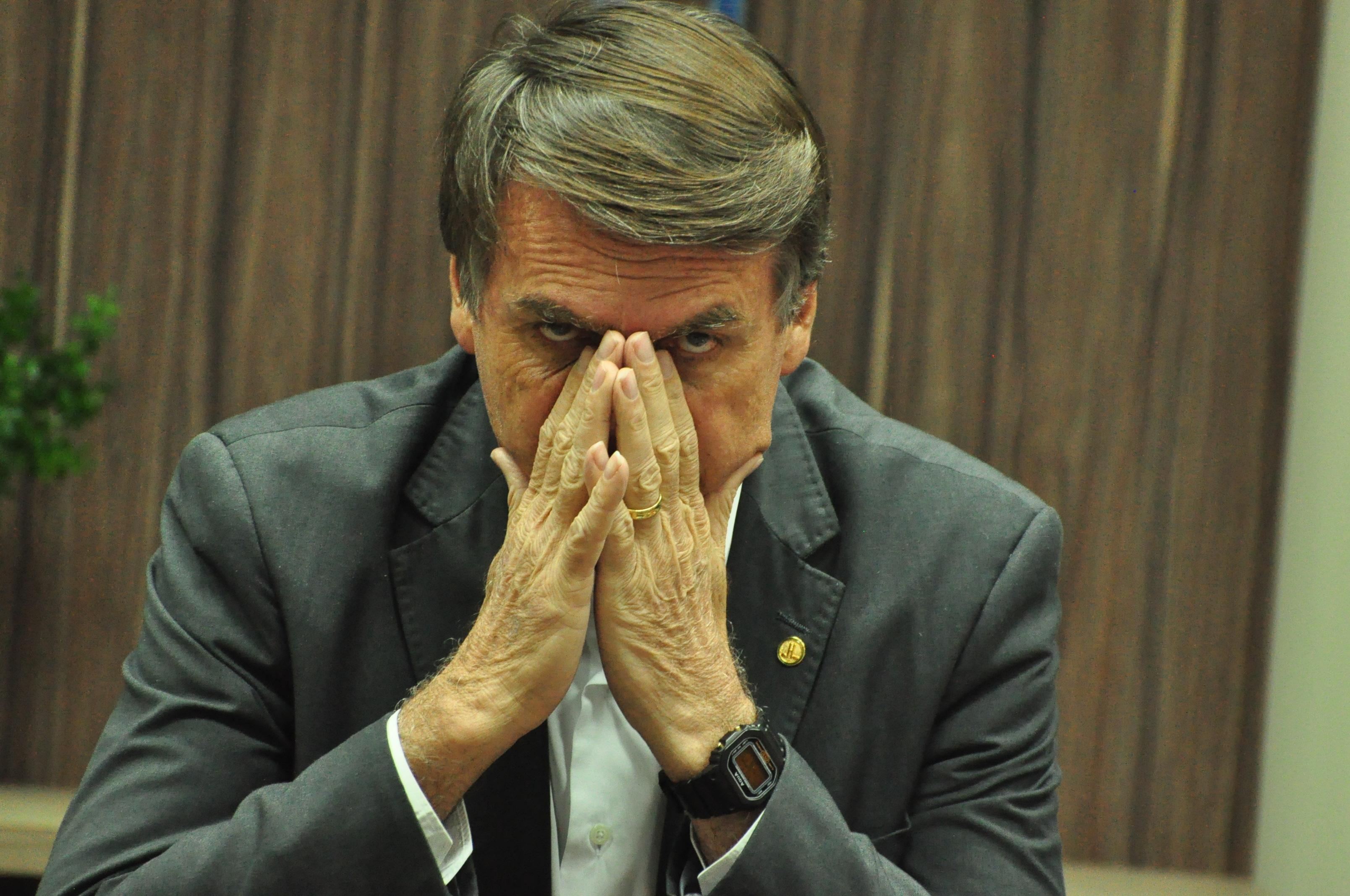 Bolsonaro na Fiern 165