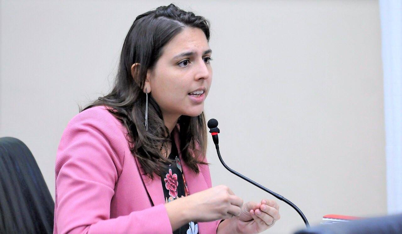 Natália Bonavides foto Elpídio