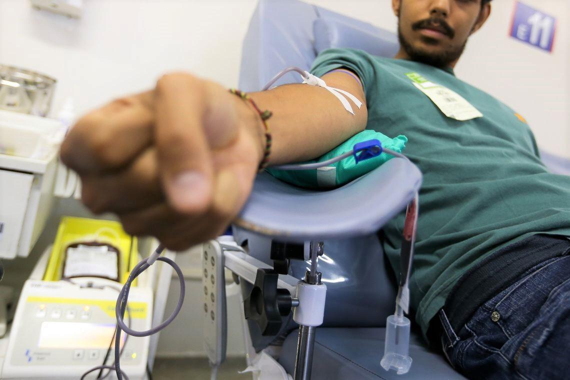 doação de sangue marcelo camarg