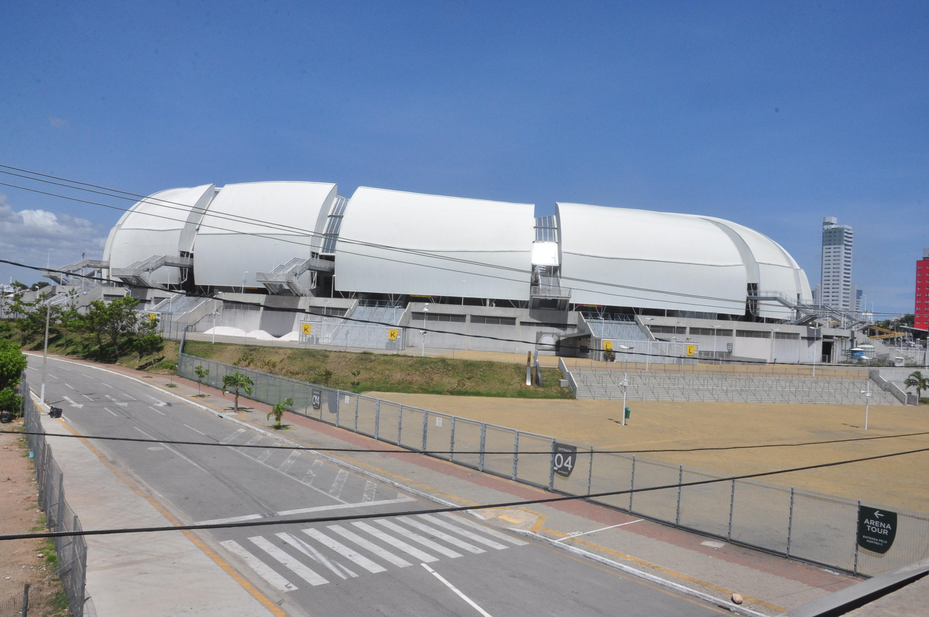 Arena das Dunas Natal RN 2
