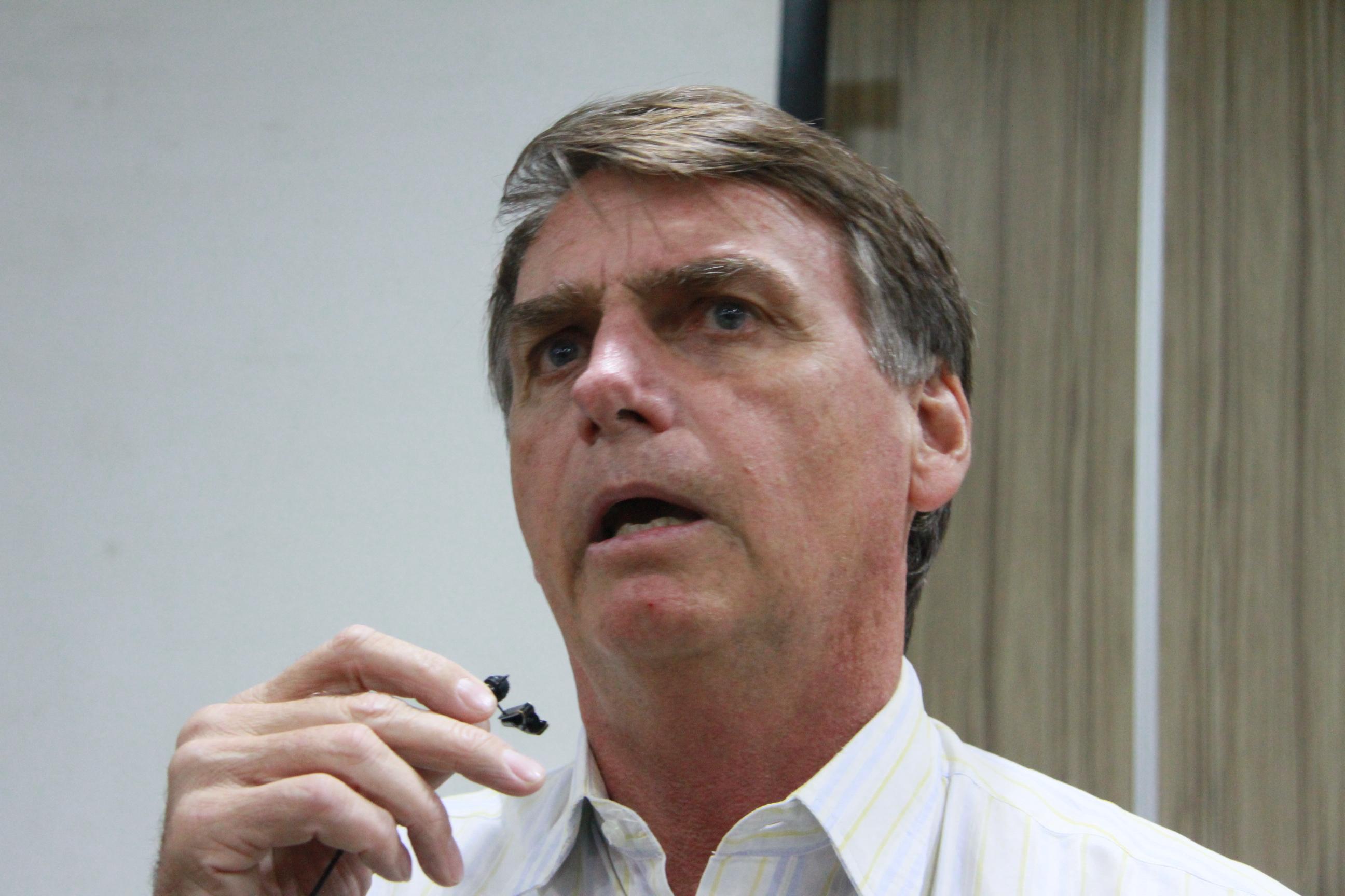 Deputado Federal RJ Jair Bolsonaro em Natal 77