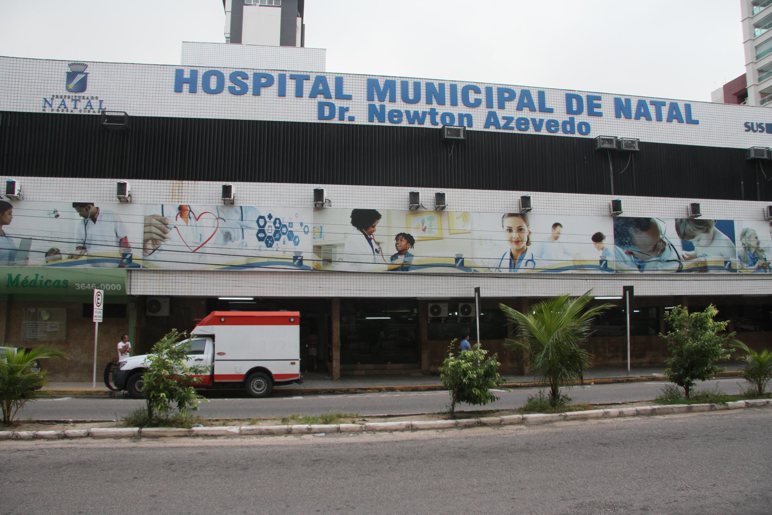 Resultado de imagem para hospital municipal, natal