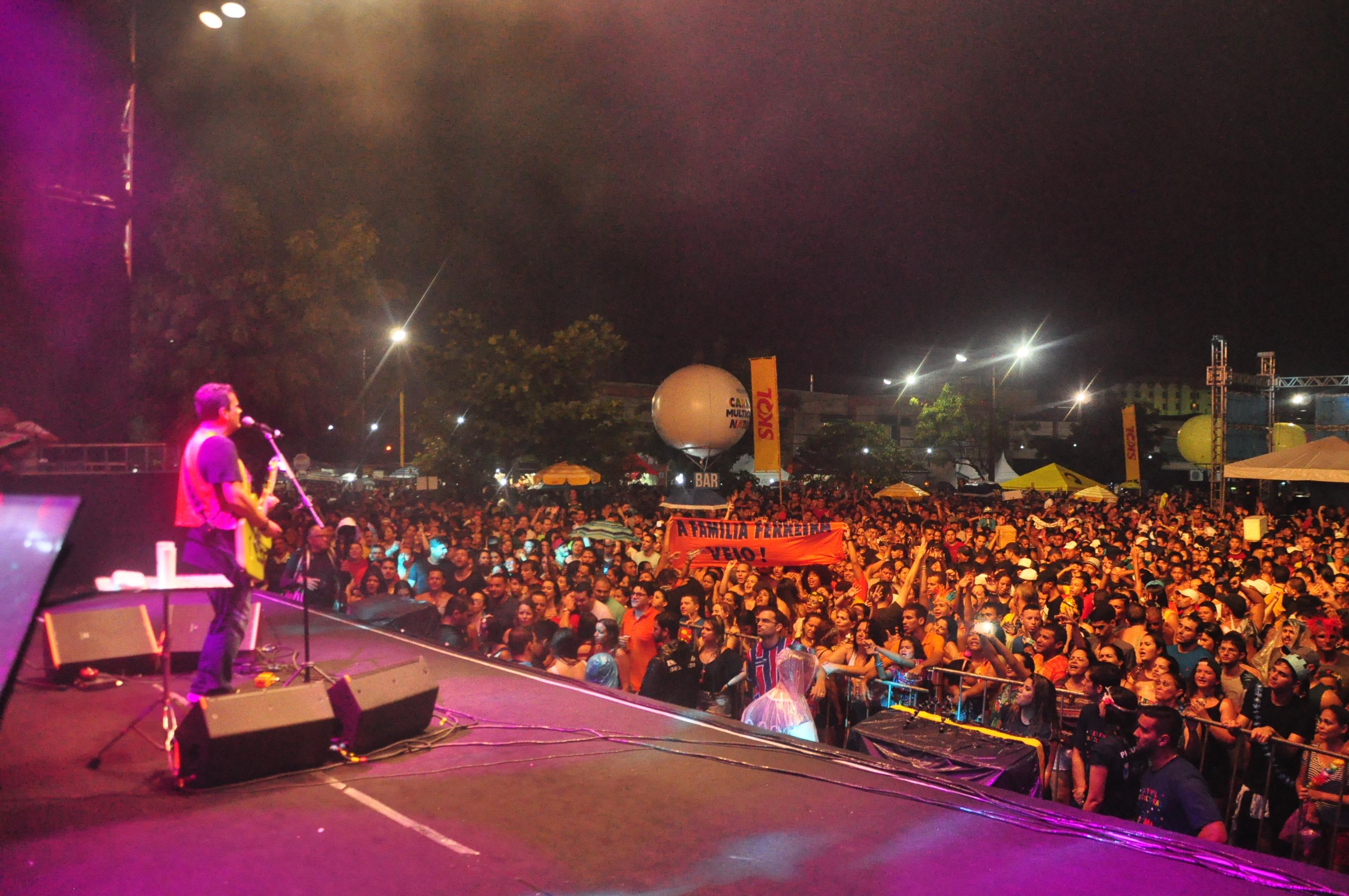 Show de Ricardo Chaves polo Ponta Negra 70