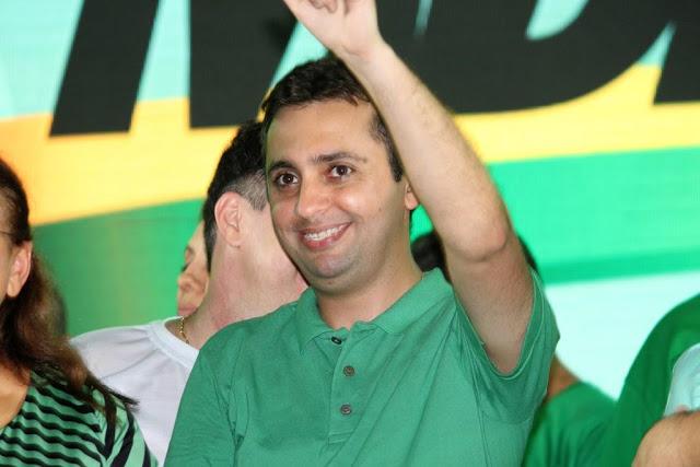 Resultado de imagem para foto do prefeito adriano guamaré