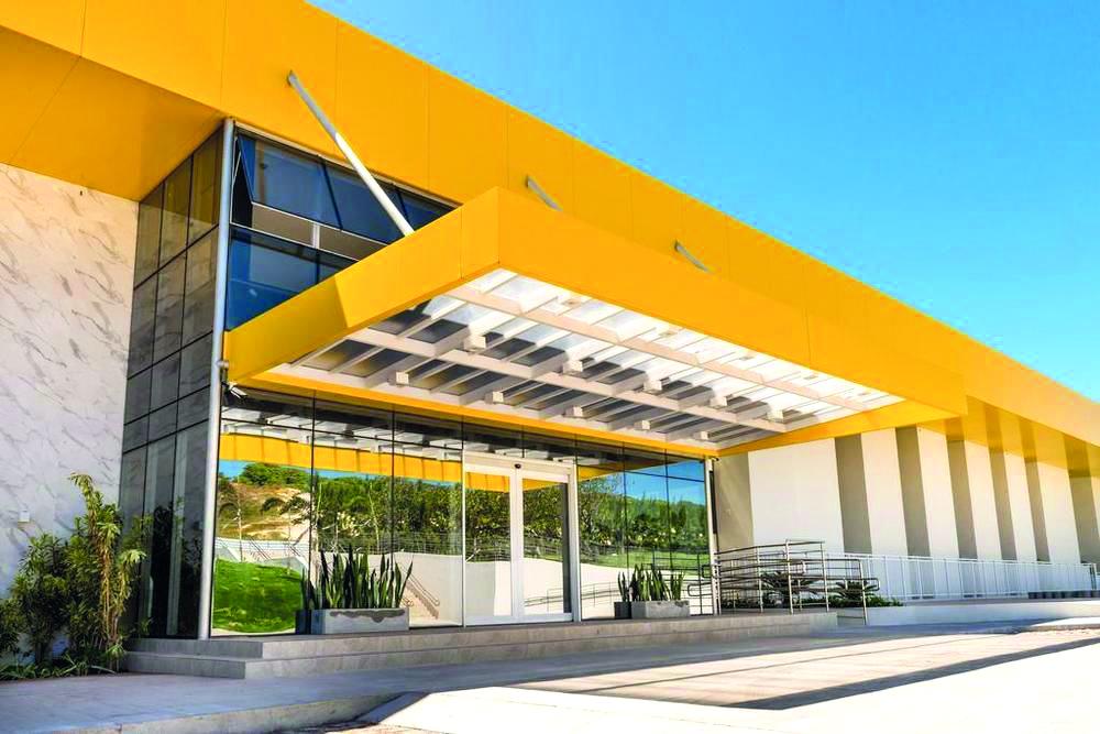 Hotel Escola Barreira Roxa 2