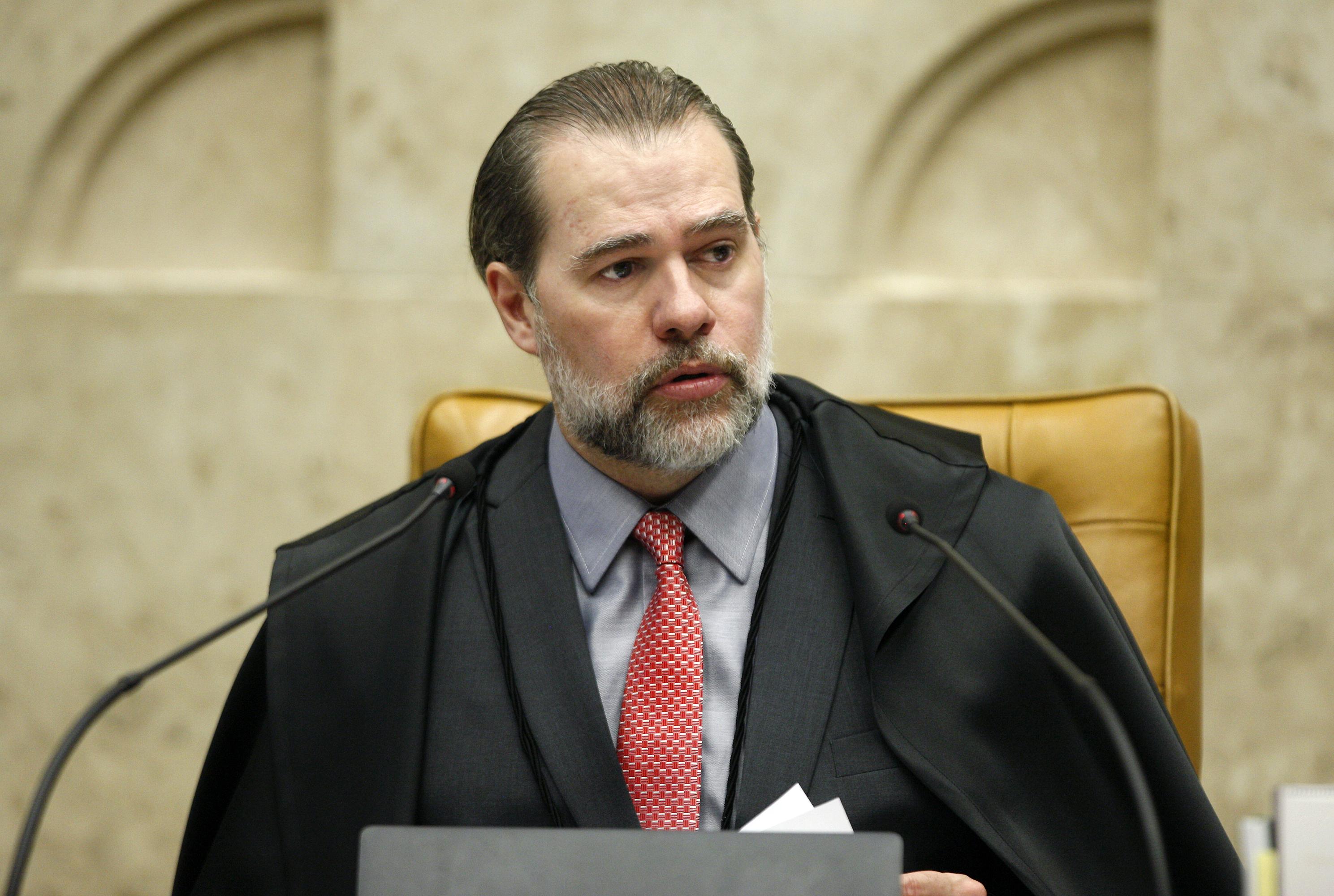 presidente STF Dias Toffoli