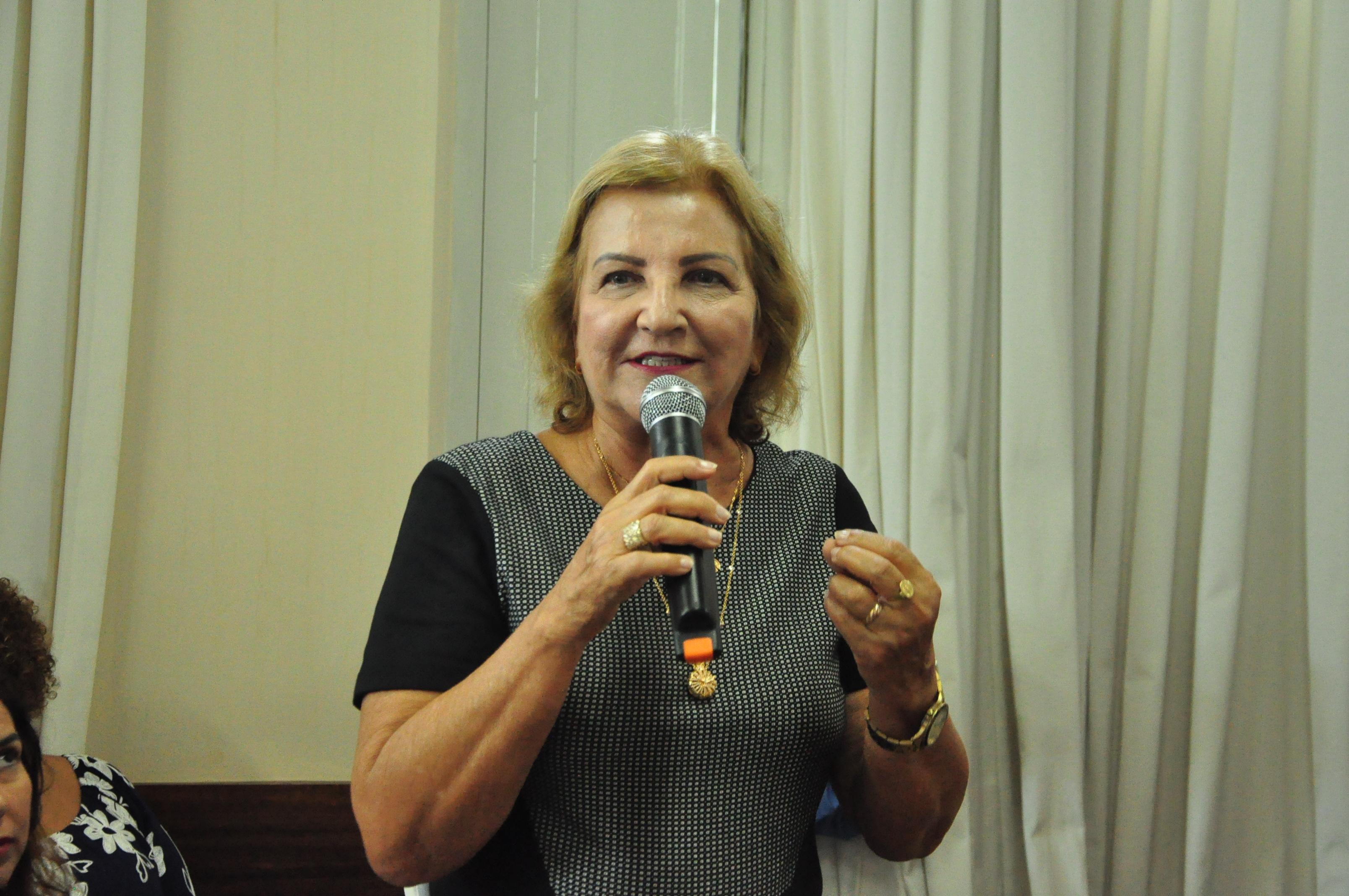 Homenagem as Mulheres Prefeitura de Natal Justina Iva Secretária de Educação de Natal 78