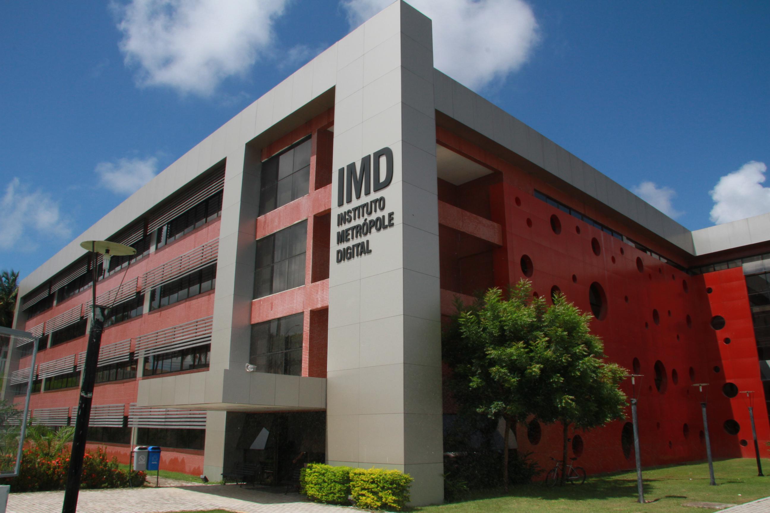 Instituto Metrópole Digital IMD UFRN 6