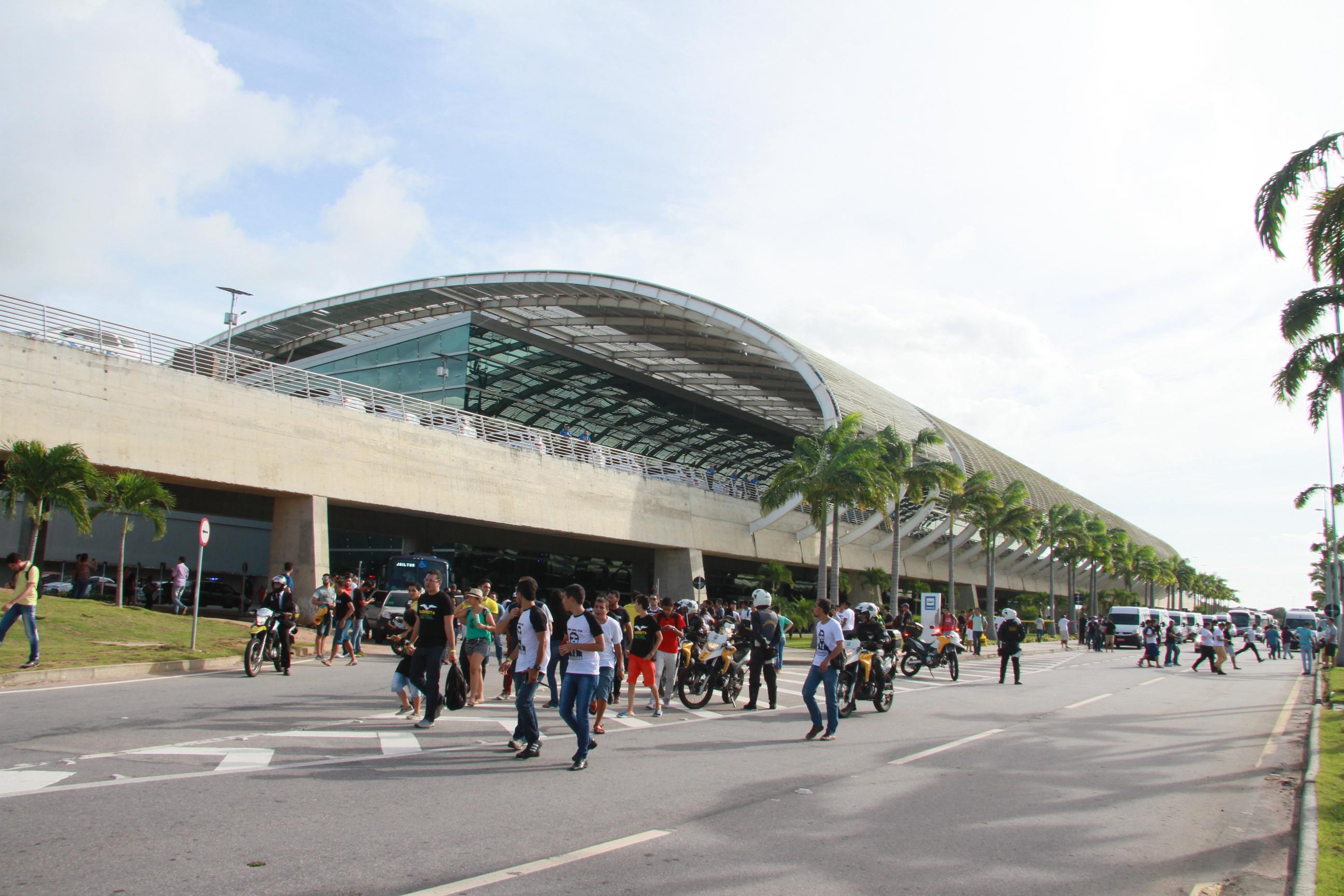 Aeroporto São Gonçalo do Amarante 22