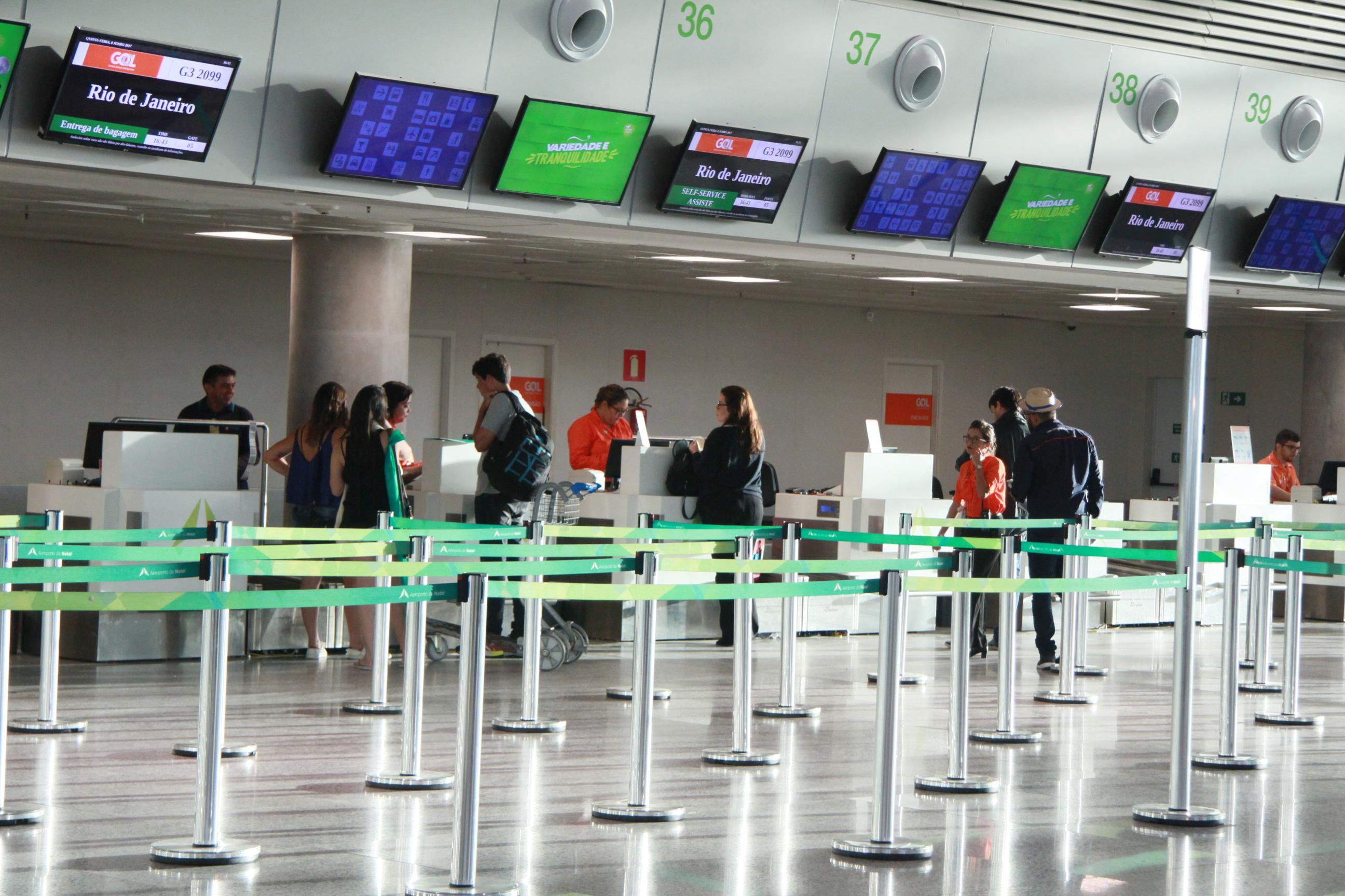 Aeroporto São Gonçalo do Amarante 4