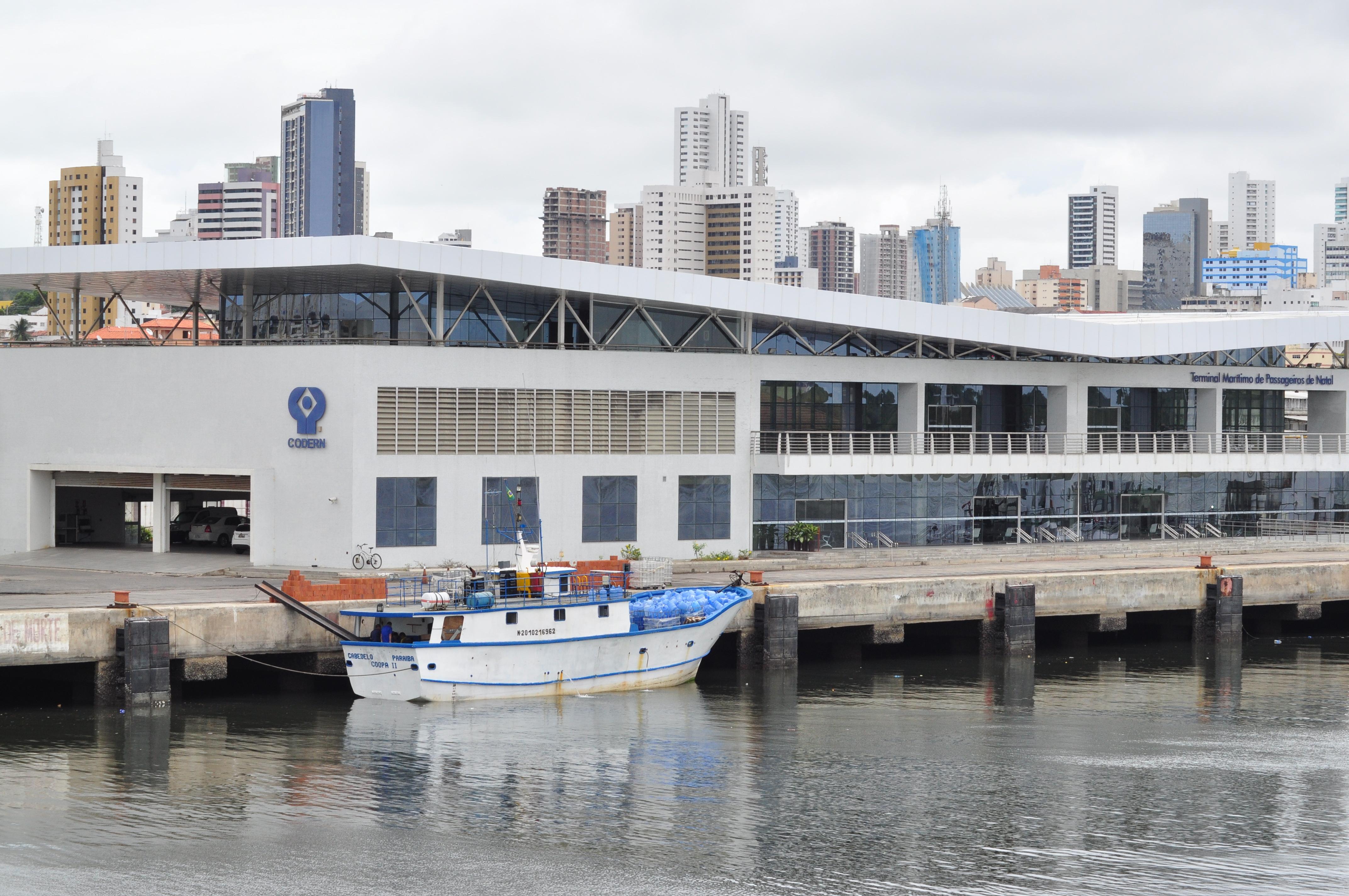 Terminal Maritímo Portuário de Natal e Codern 4