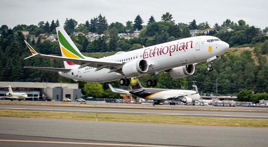 aviao etiopia