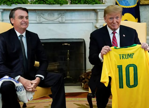 bolsonaro trump 2