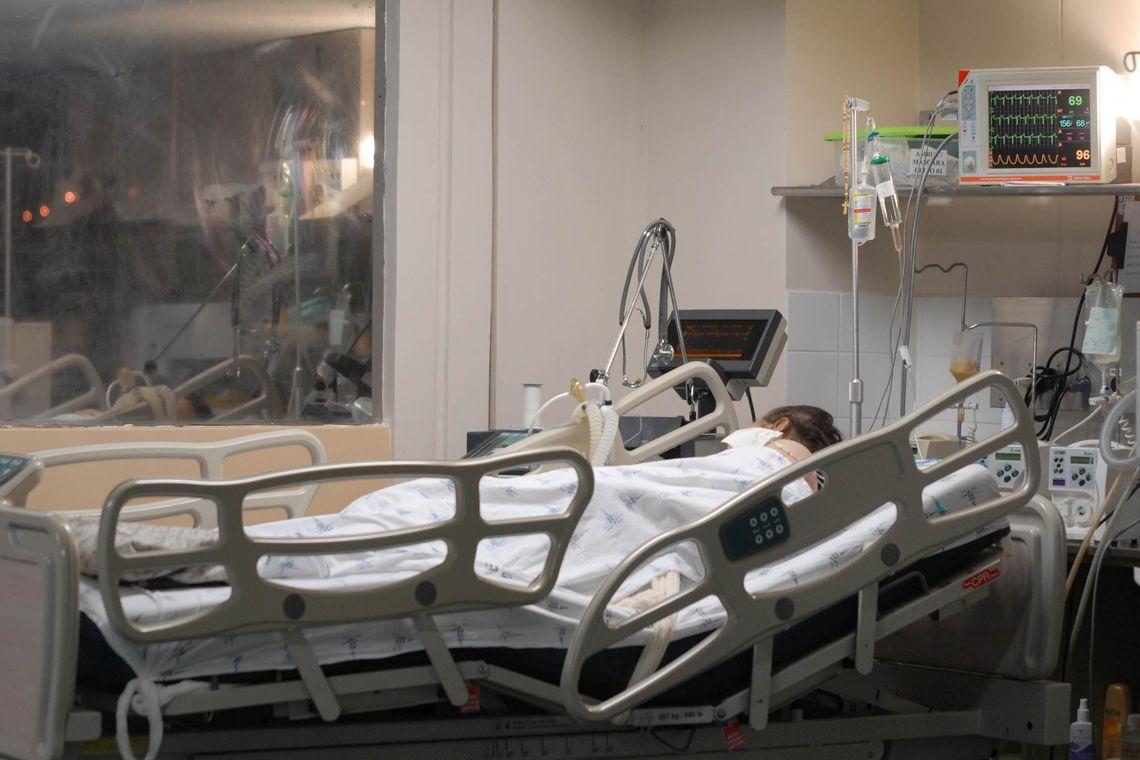 leito hospital
