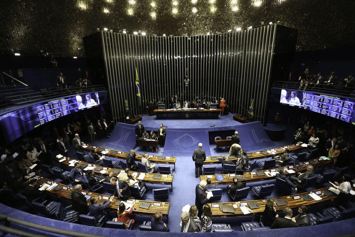 senado federal plenário brasília
