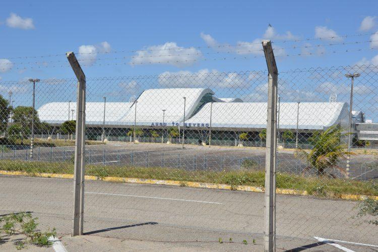 Aeroporto Augusto Severo em Parnamirim
