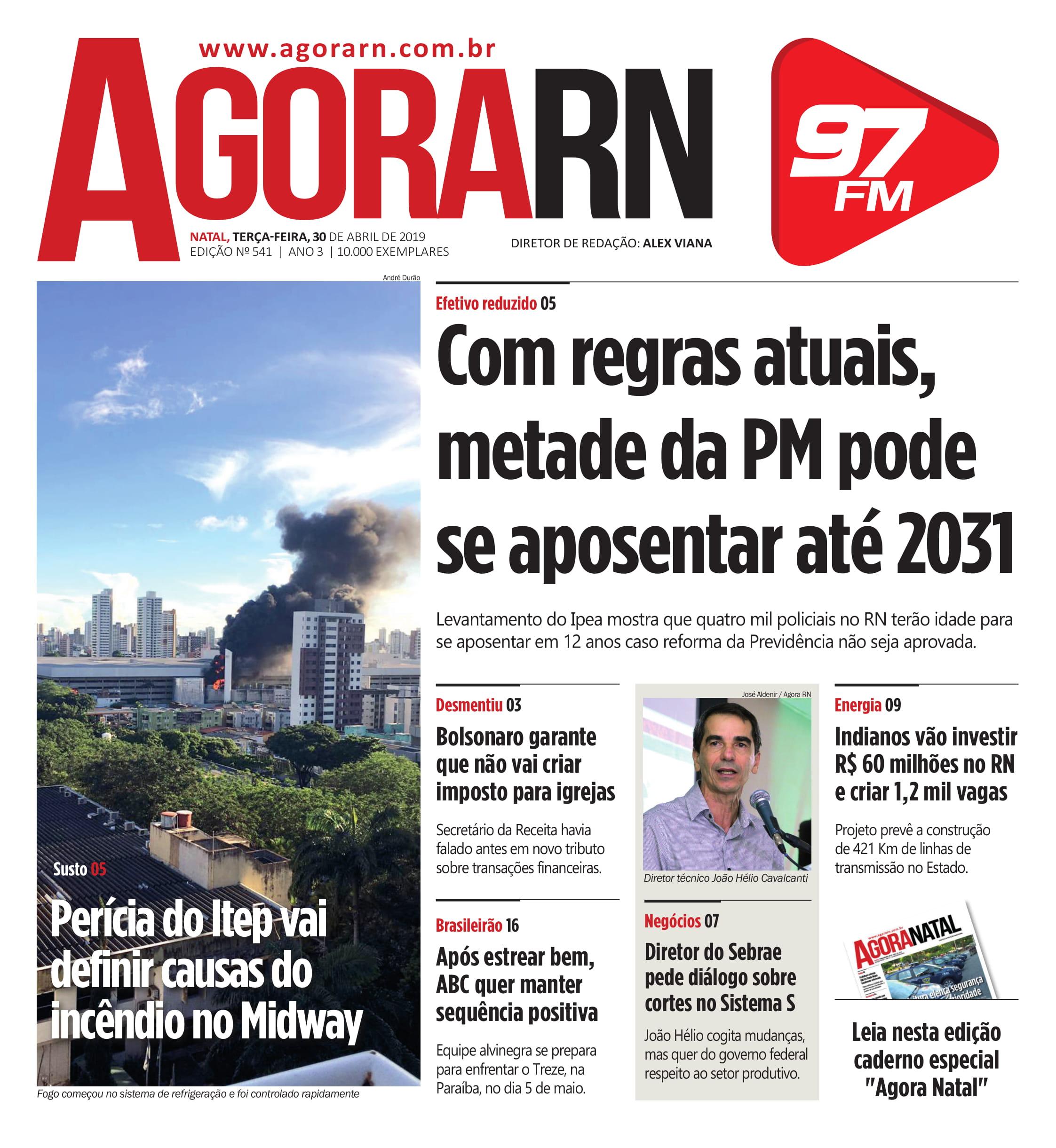 Agora Jornal Edição 541 01