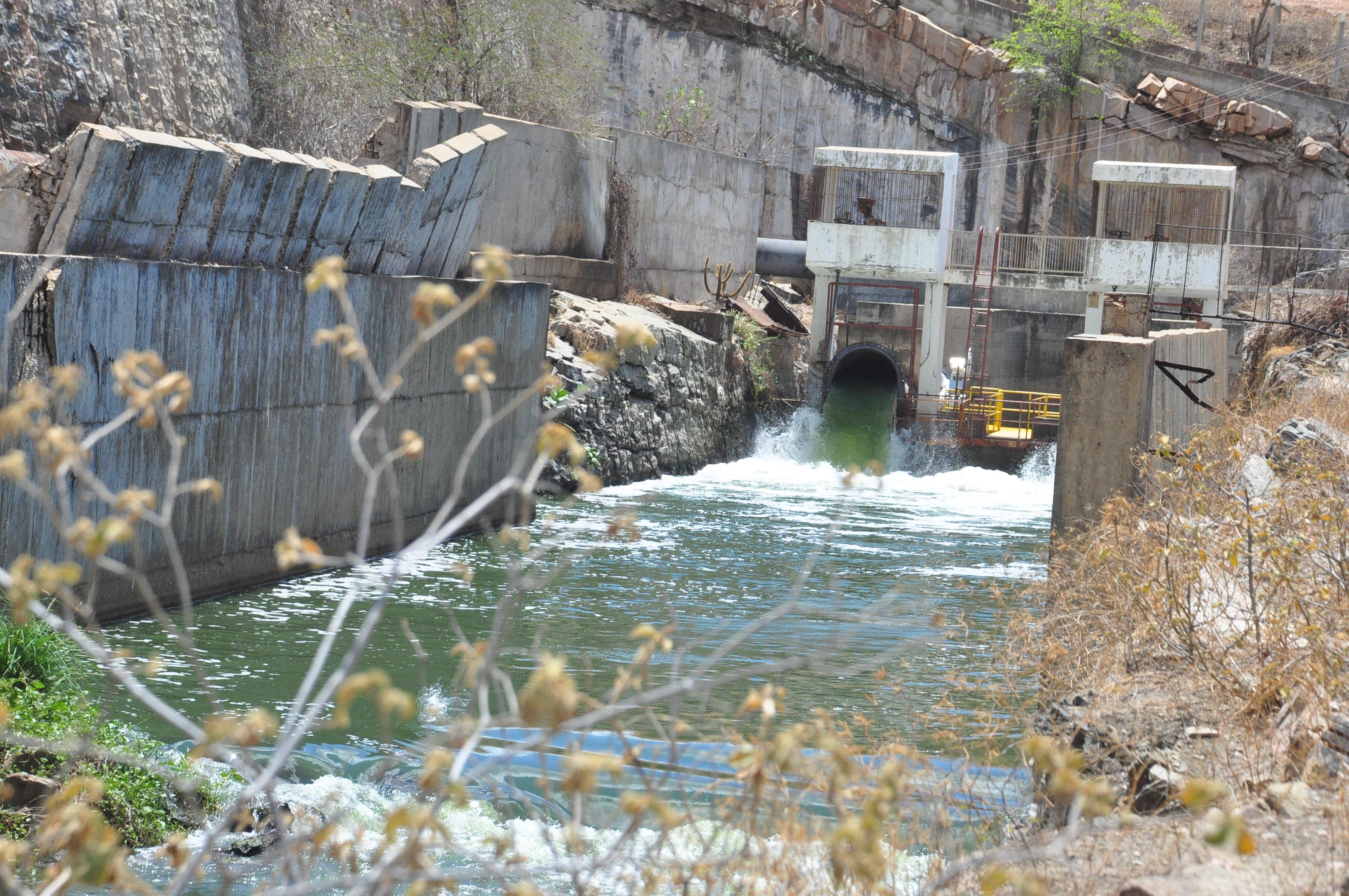 Barragem Armando Ribeiro Itajá e São Rafael 29