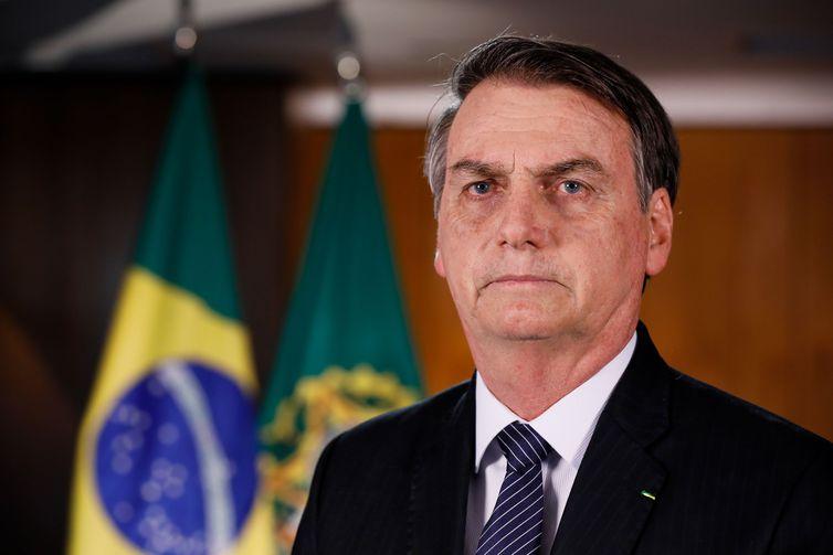 Bolsonaro Foto Isac Nóbrega PR