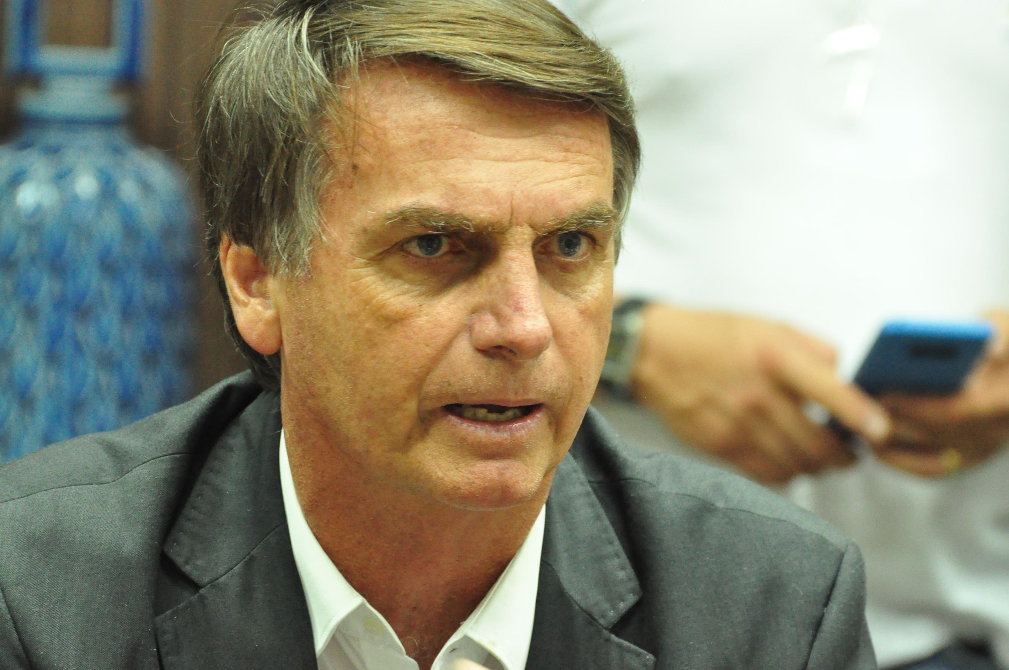 Bolsonaro na Fiern 176