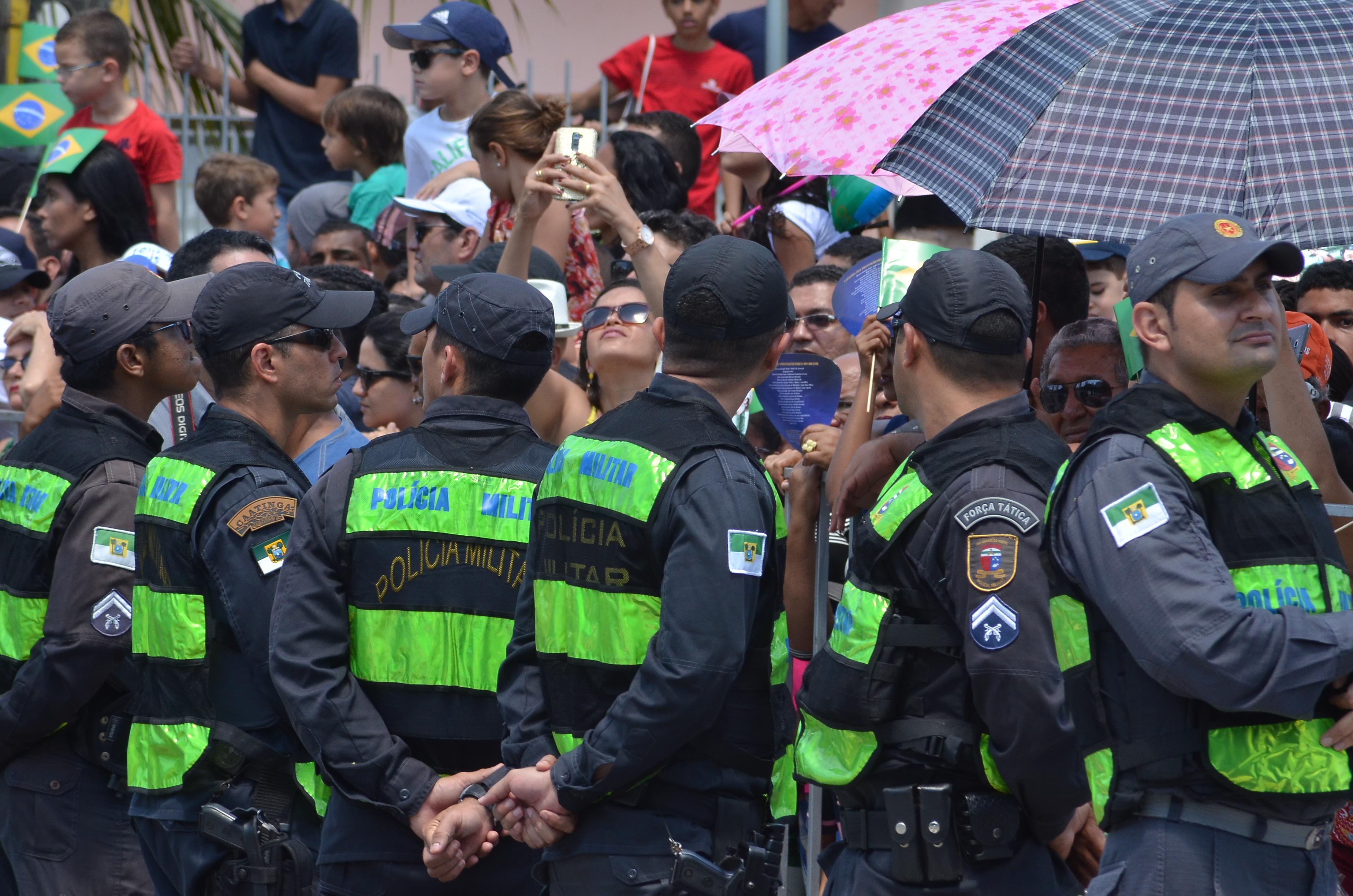 Desfile Civico 2017 Policia Militar RN 149
