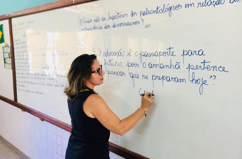 Professores Foto Danilo