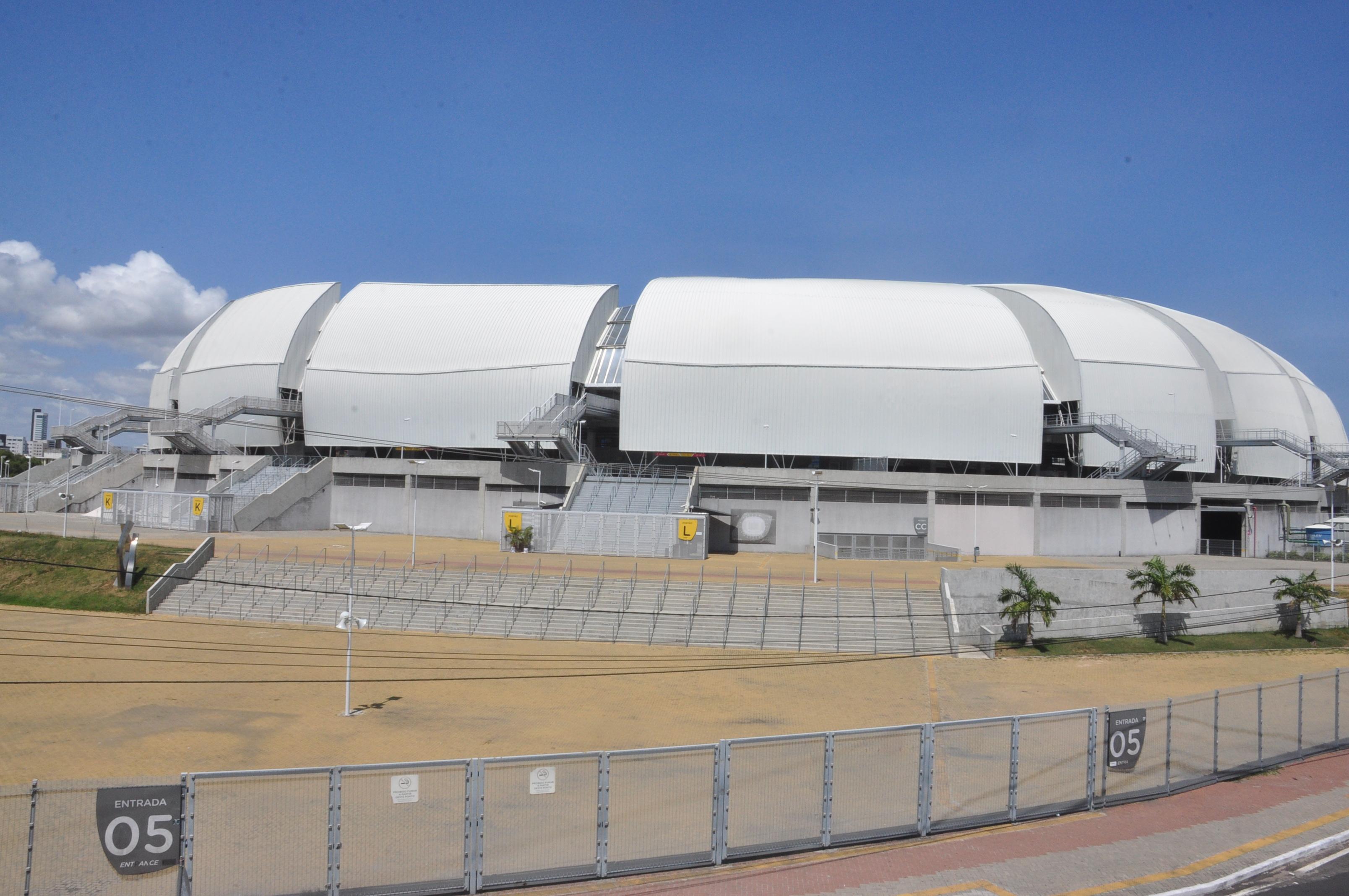 Arena das Dunas Natal RN 4