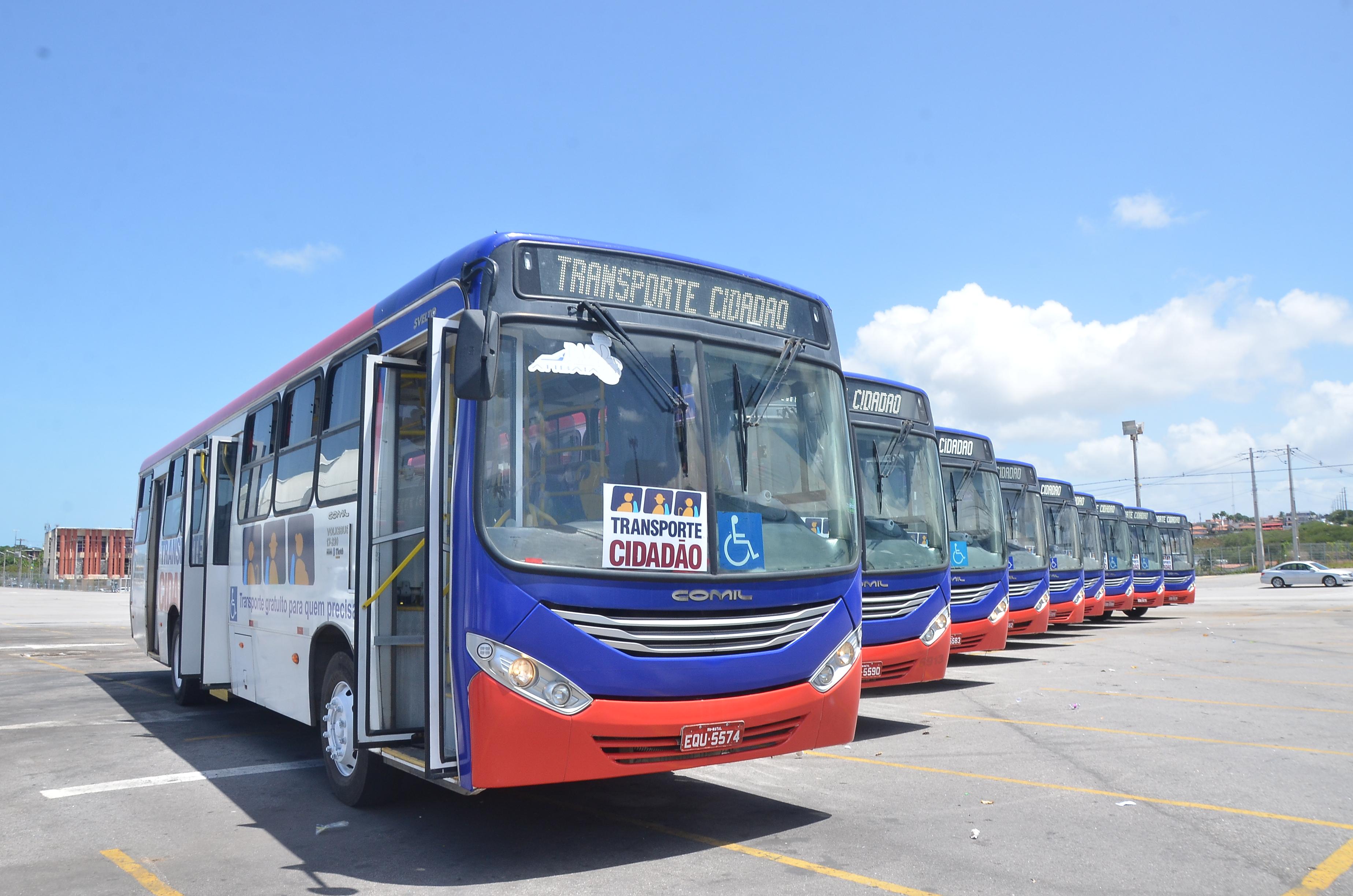 Transporte cidadão 158