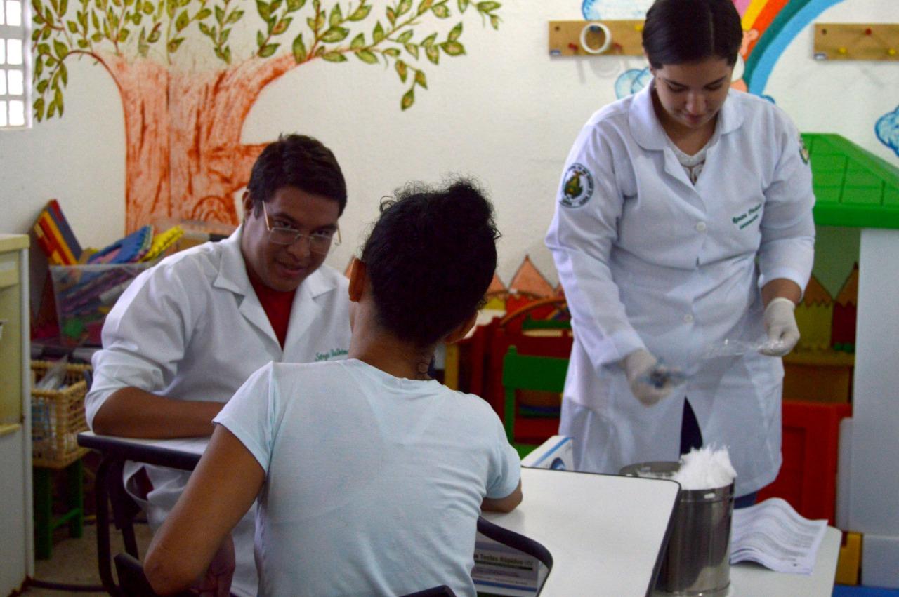 Ação na João Chaves Foto Daniel Morais 1