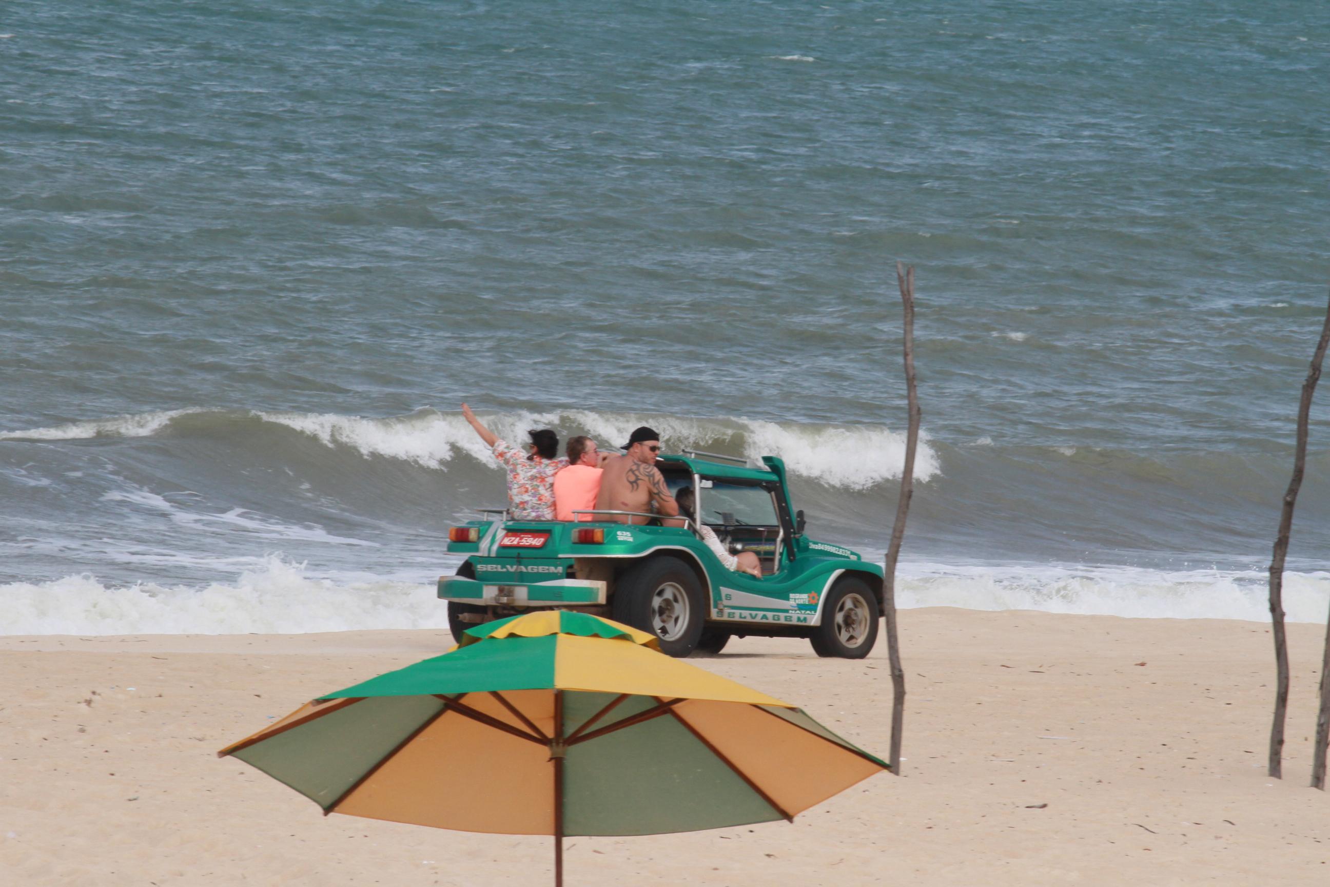 Bugres em Praia 53
