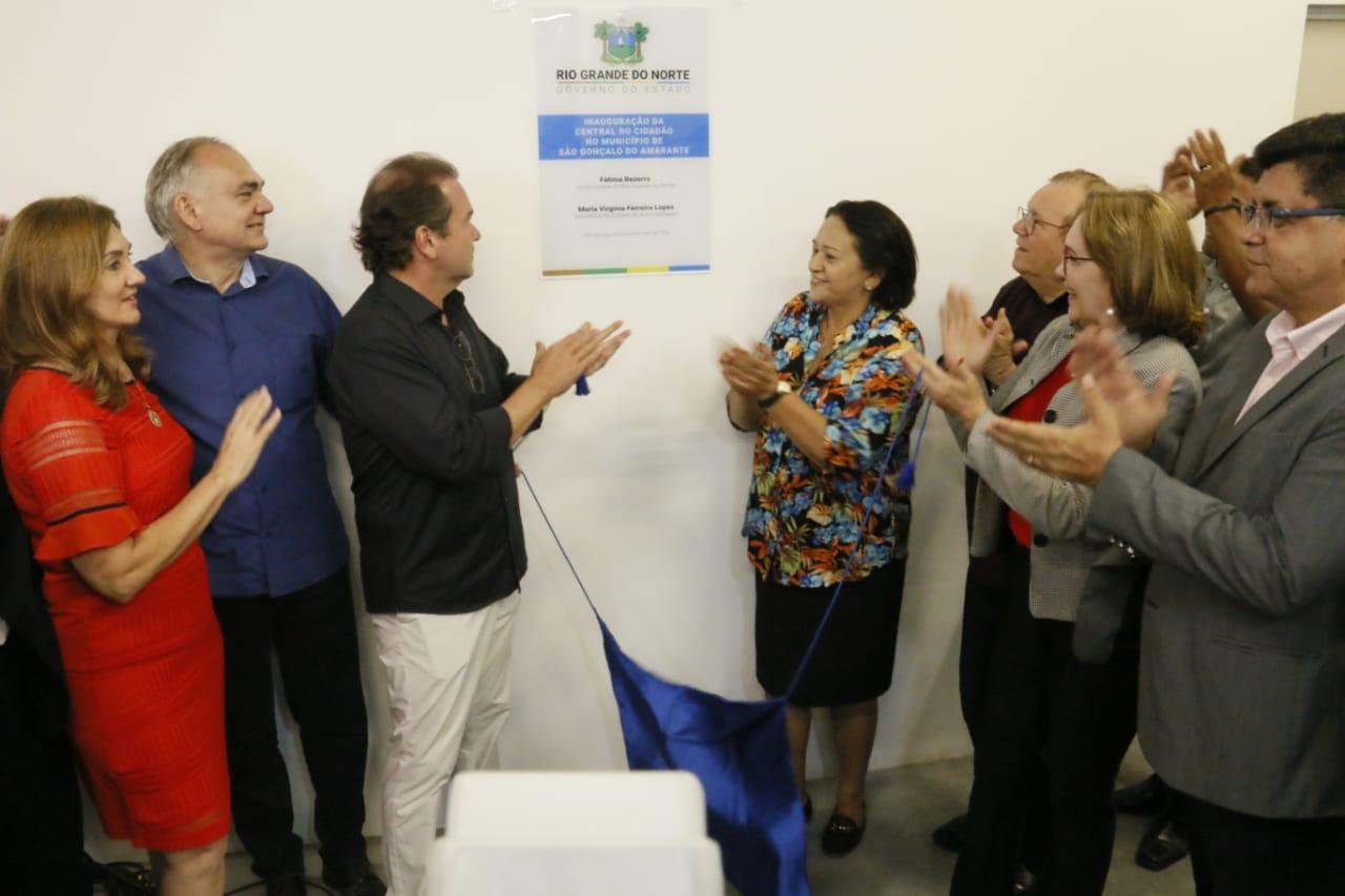 Inauguração Central do Cidadão de São Gonçalo do Amarante 3 05.07.19
