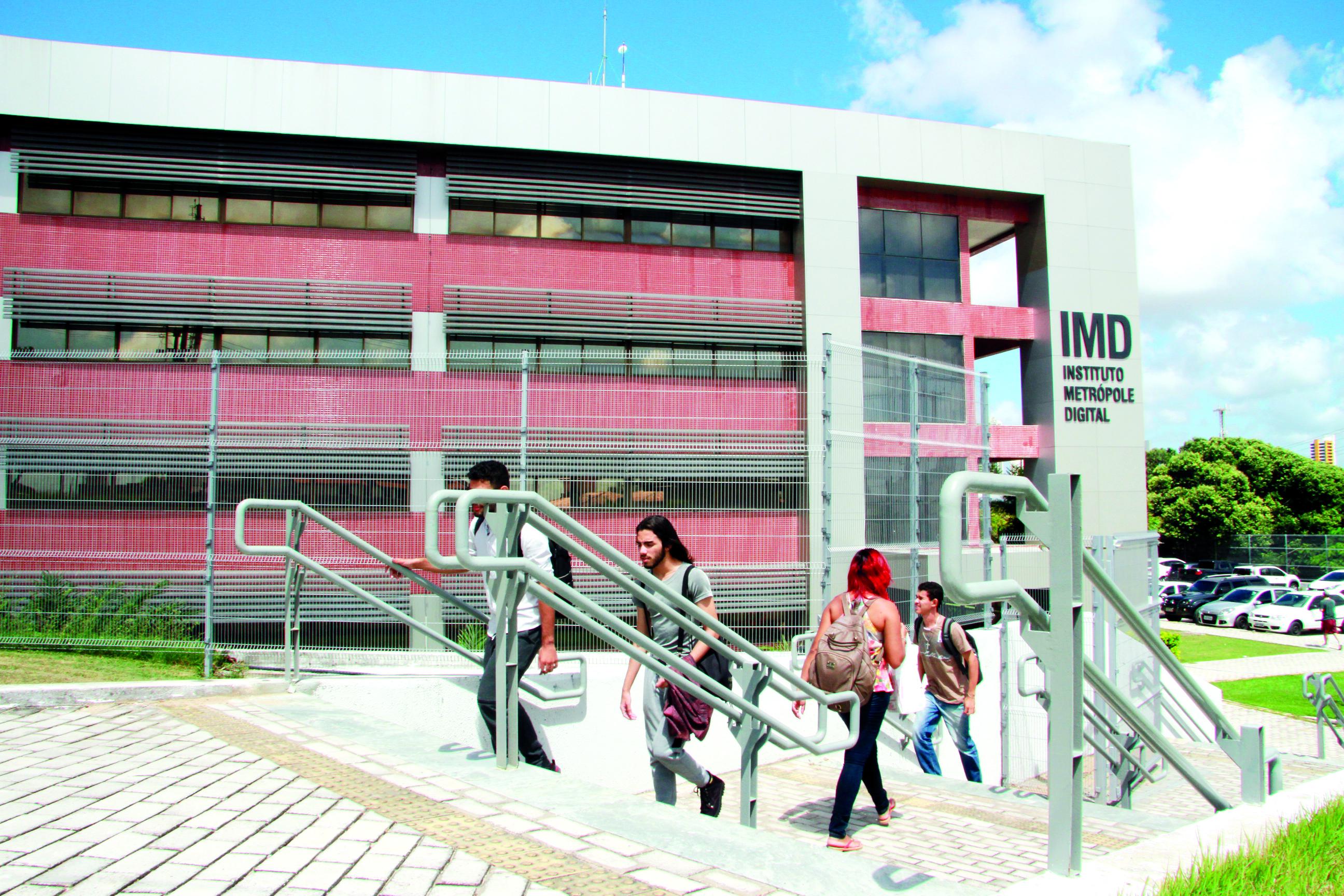 Instituto Metrópole Digital IMD UFRN 8