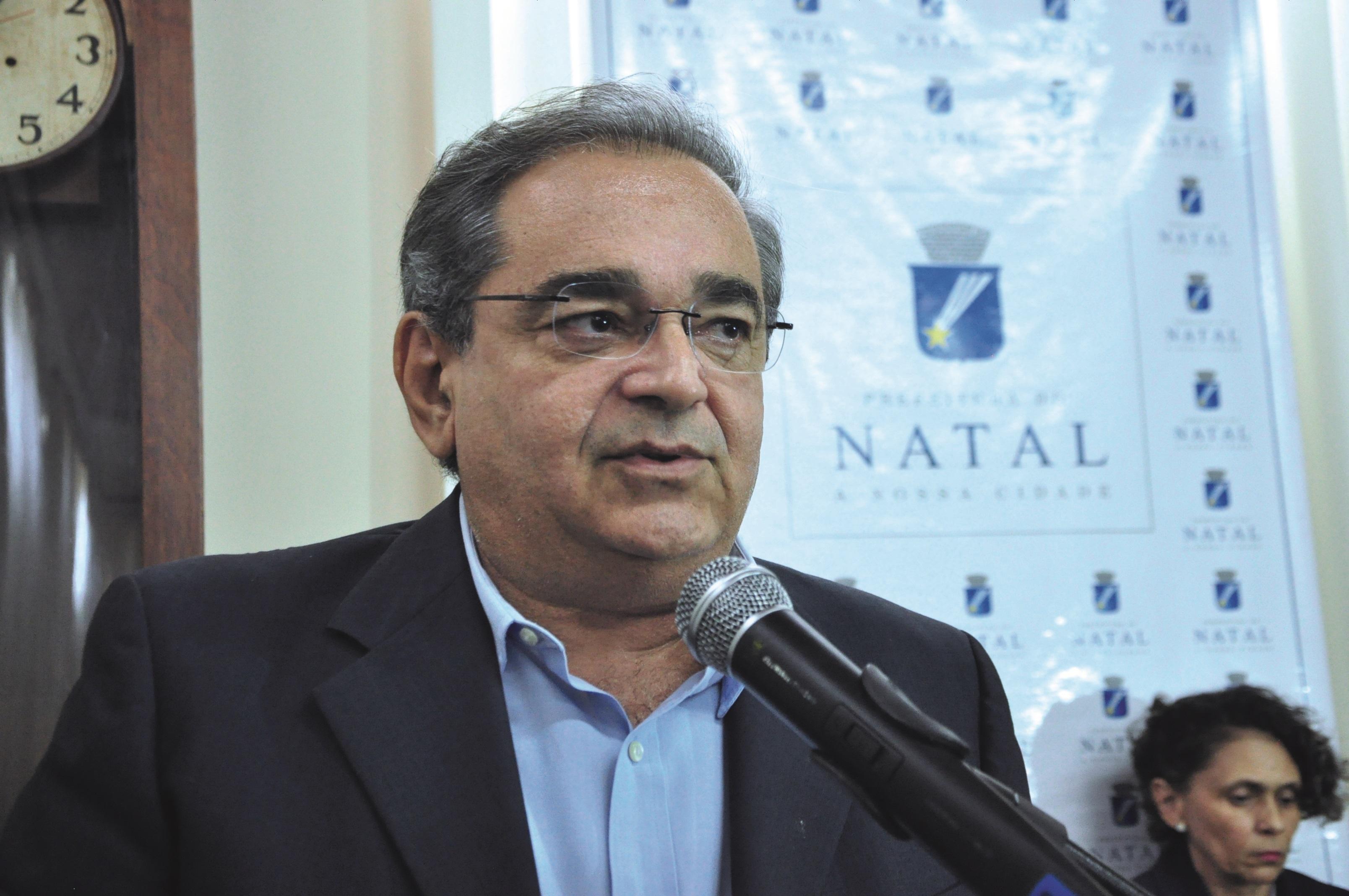 Posse de Kleber Fernandes Gabinete Civil Municipal Prefeito de Natal Alvaro Dias 184