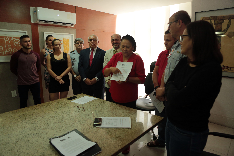 Reunião concurso PM ft. Sandro Menezes 5