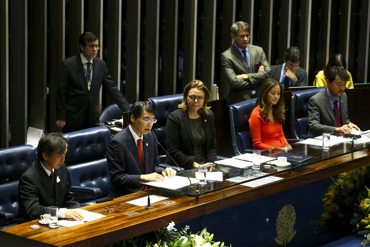 embaixador japao brasil