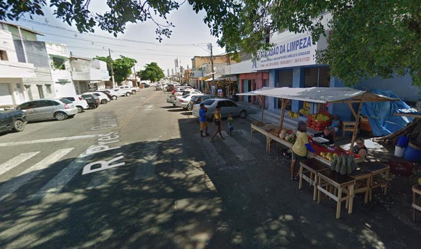 rua presidente quaresma