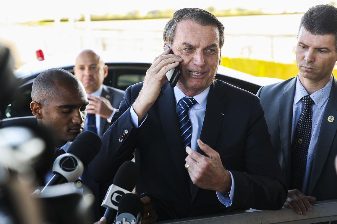 Bolsonaro Antonio Cruz Agência Brasil