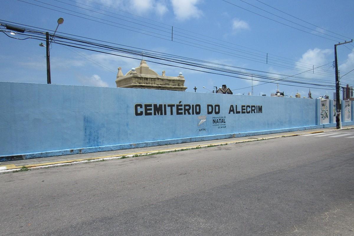 Cemiterio Alecrim