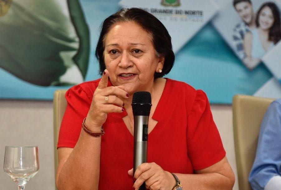 Governadora Fátima Bezerra Reunião sobre as manchas de óleo Elisa Elsie e1594225633164
