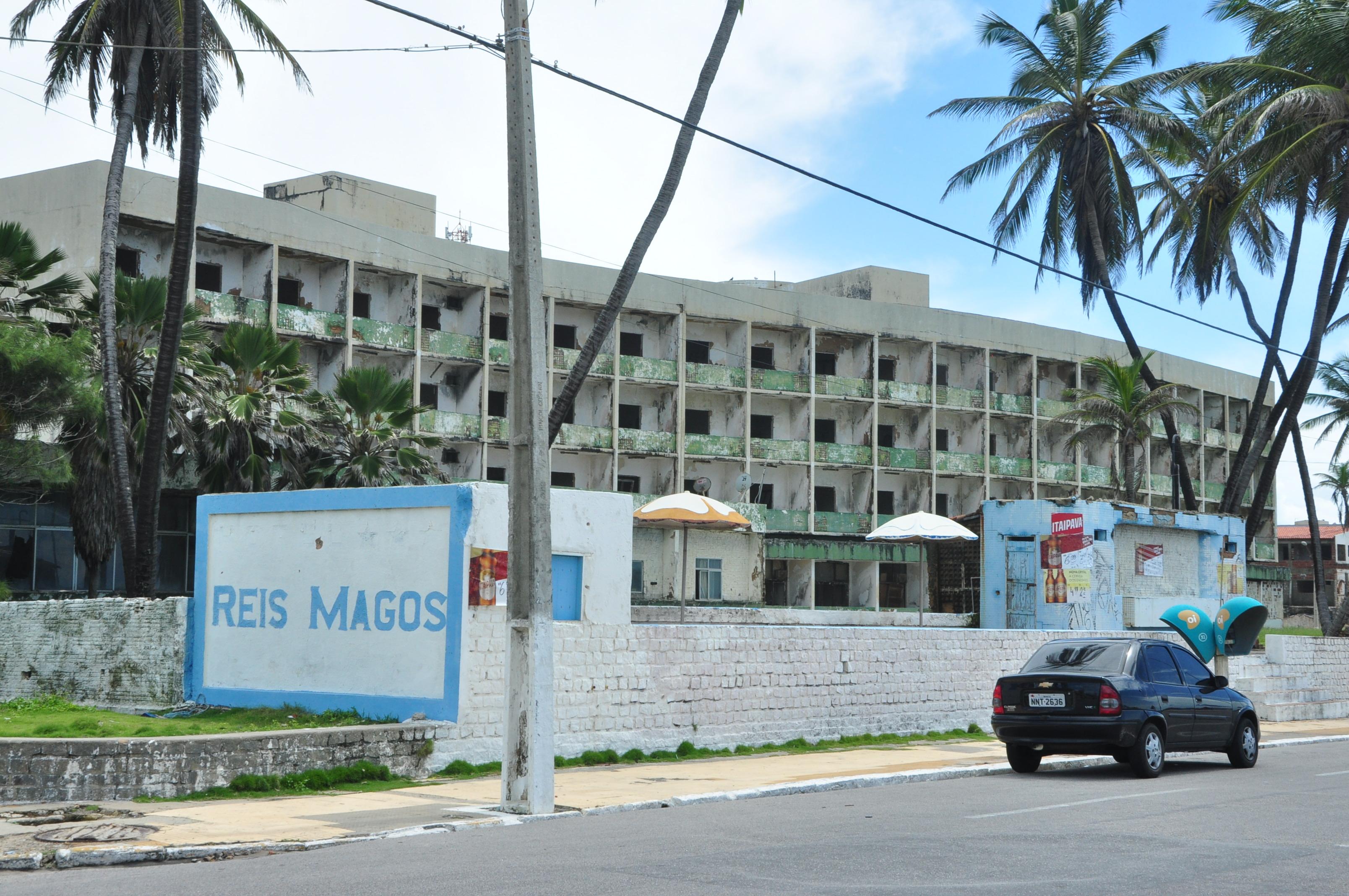 Antigo Hotel Reis Magos 8