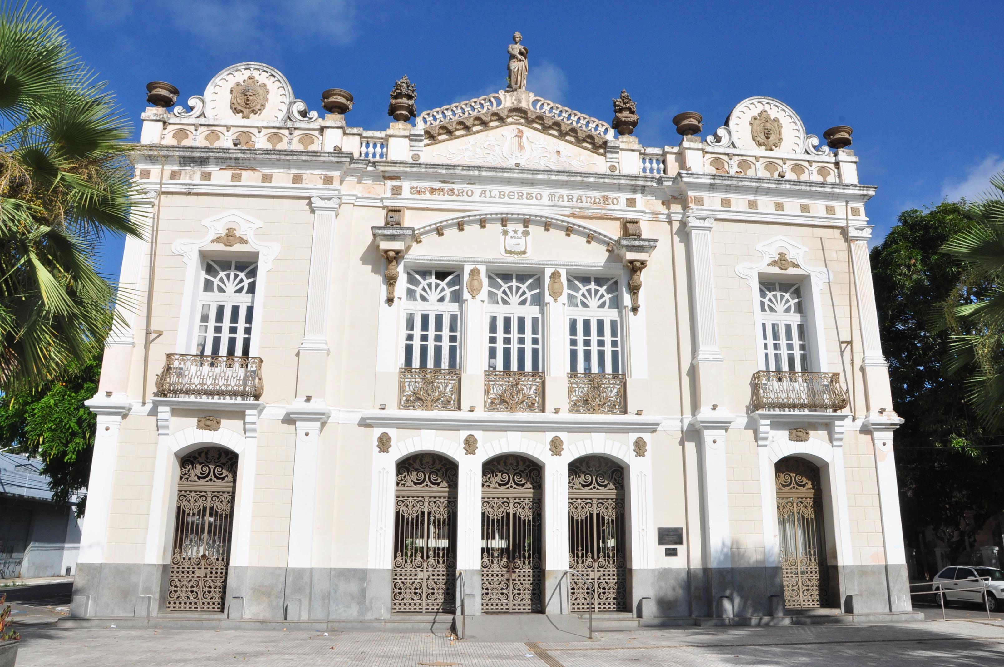 Teatro Alberto Maranhão 4