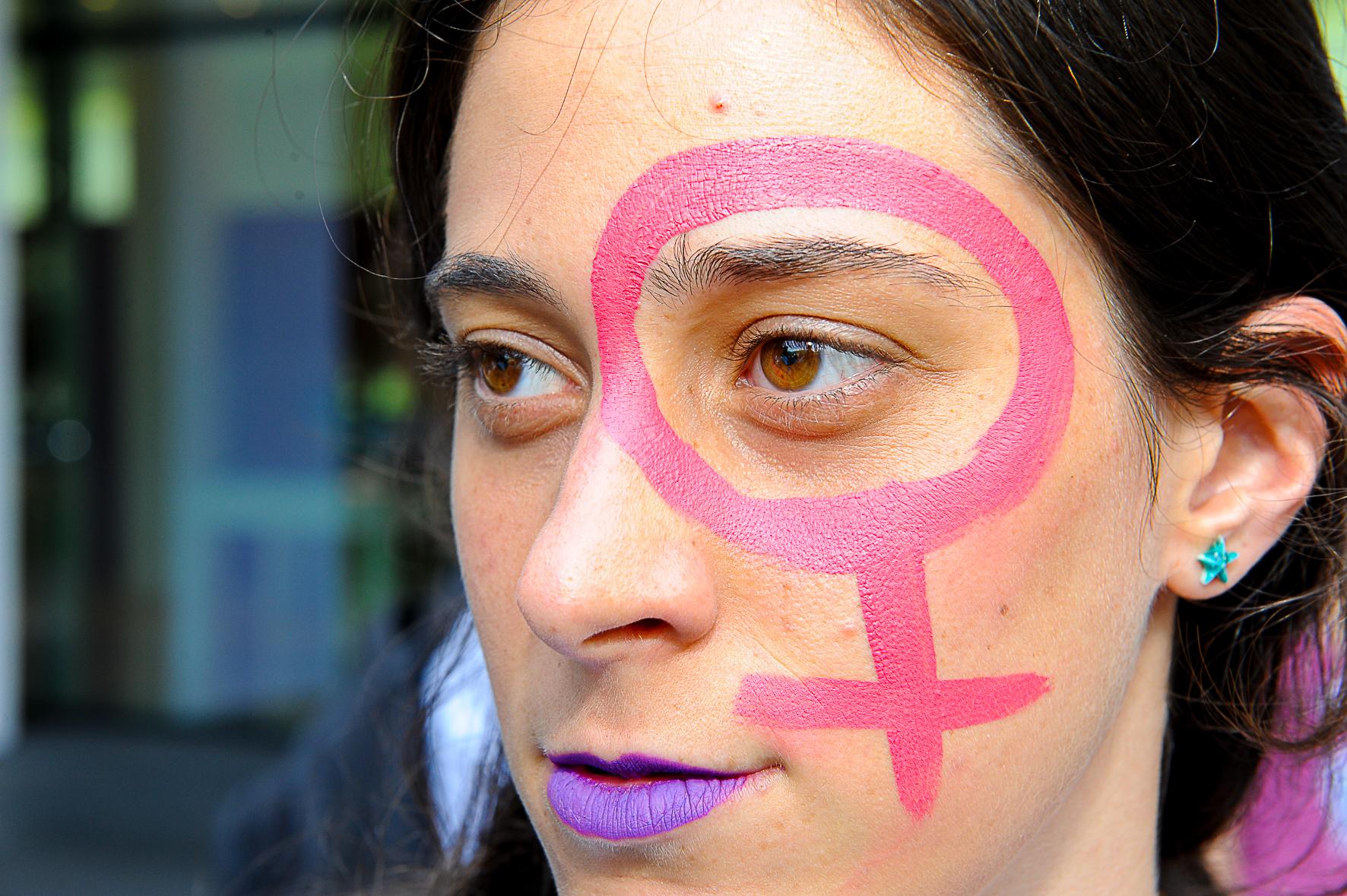 Violência contra a mulher. Foto: Marcos Santos/USP Imagens