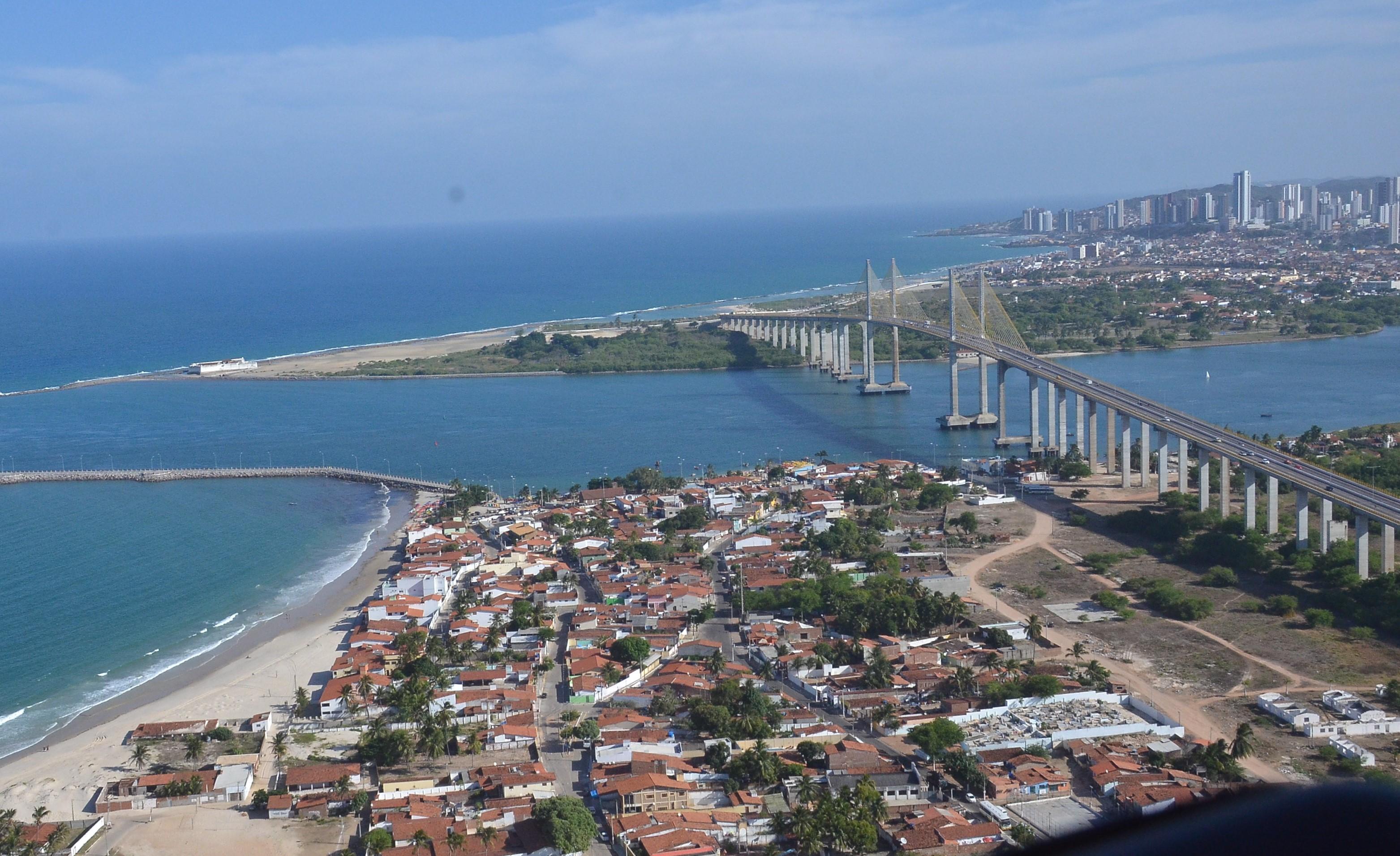 Foto Aérea Cidade de Natal 119