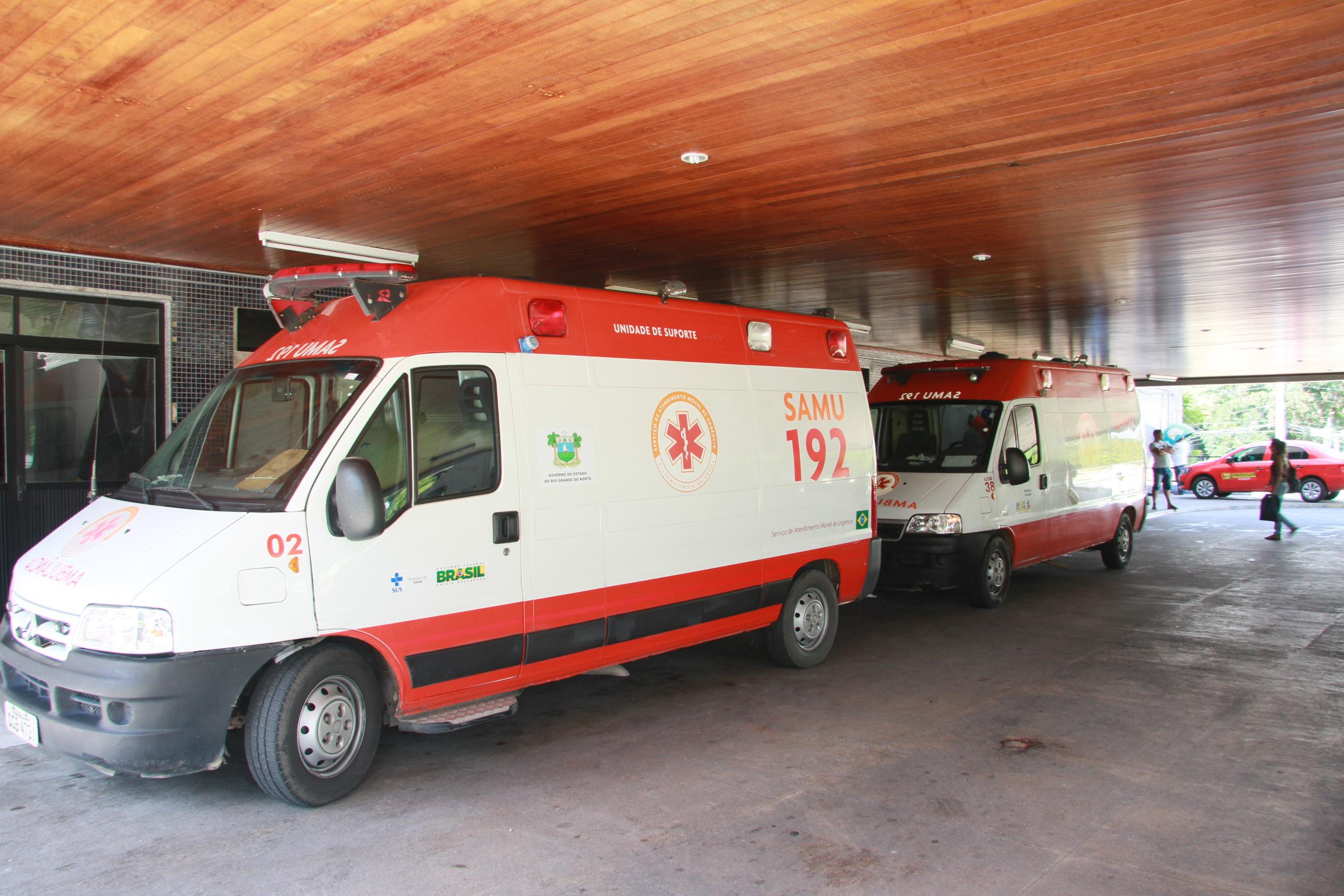 Hospital Walfredo Gurgel 47 SAMU