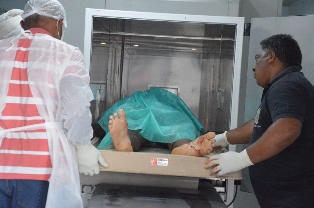 ITEP RN Necrotério Laboratório de Analise Florense 26