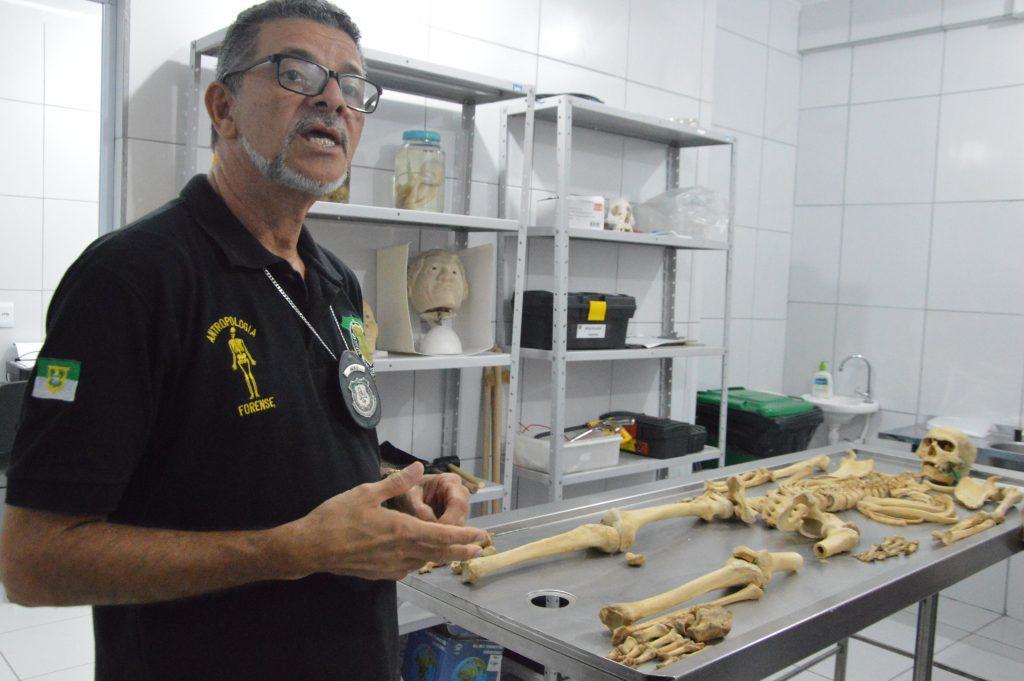 ITEP RN Necrotério Laboratório de Analise Florense 9