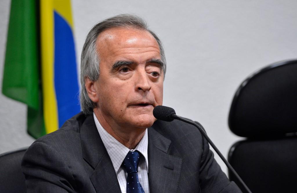 Nestor Cervero presta novo depoimento na CPI da Petrobras Foto Wilson Dias Agencia Brasil201409100006